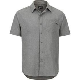 Marmot Aerobora SS Shirt Herren cinder